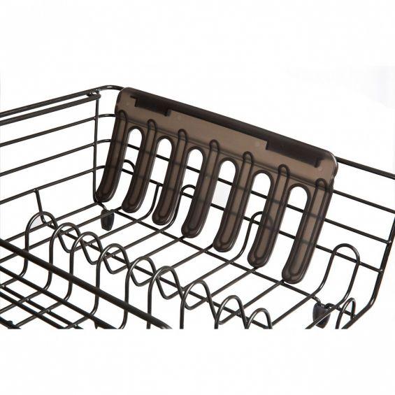 Uscator metalic pentru vase, 36x32 cm, Rubbermaid