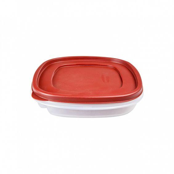 Cutie alimente cu 3 compartimente, 1,4 litri, Easy Find Lids