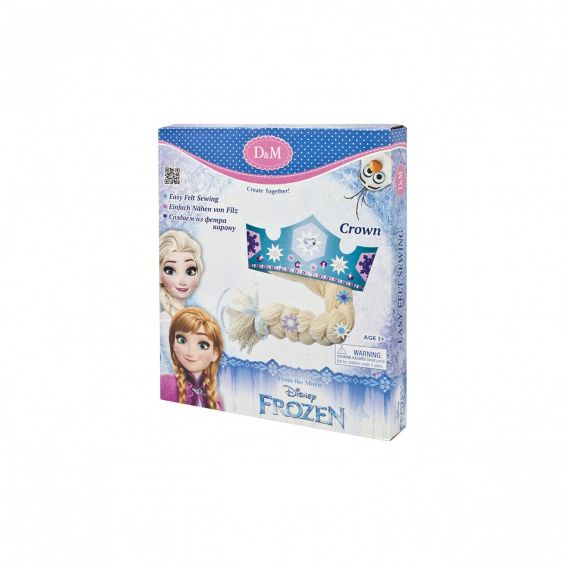 Joc cusut, Coroana printesei Elsa