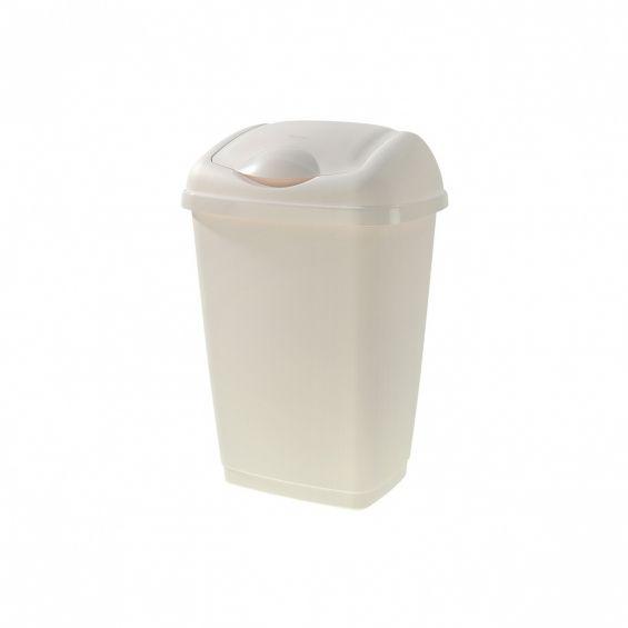 Cos gunoi, 50 litri, Elegance
