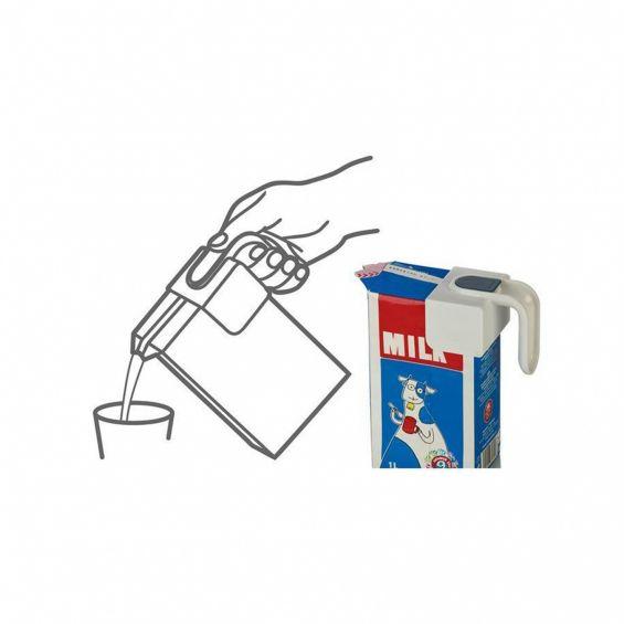 Maner din plastic pentru cutie, Presto