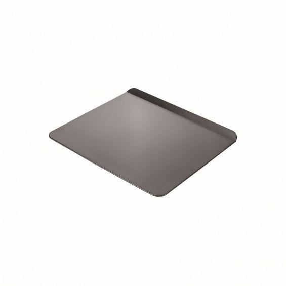 Tava copt, plata, 40x36 cm, Delicia