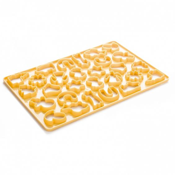 Tipar biscuiti Craciun, 33x23 cm, Delicia
