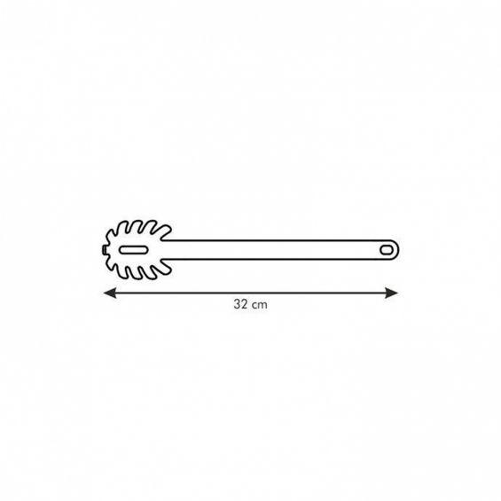 Lingura pentru servit paste, 32 cm, Space