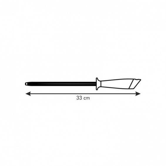 Pila ascutit cutite, 20 cm, Azza