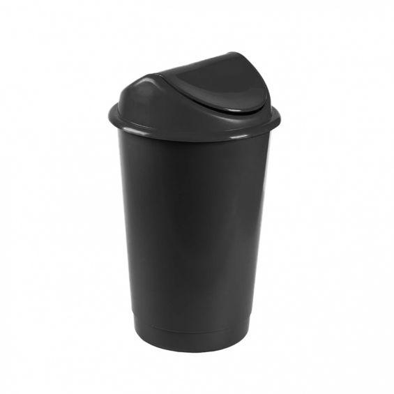 Cos gunoi, 60 litri, Flip Flap Delta