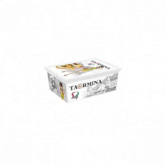 Cutie depozitare, 11 litri, C Box, Viva Italia S