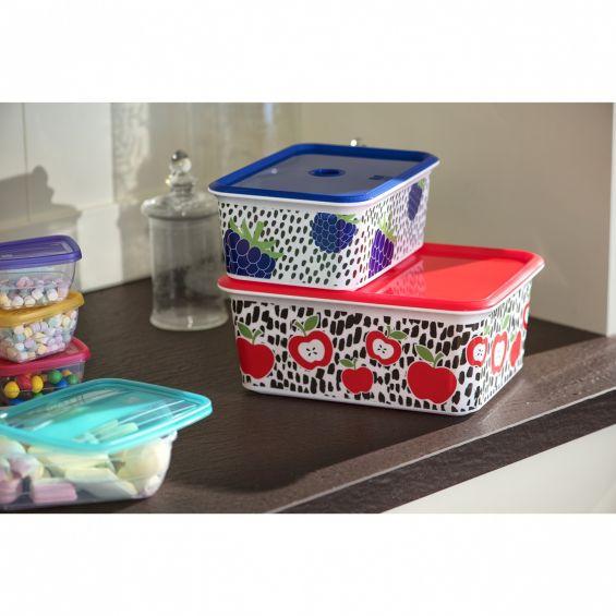 Cutie depozitare, 1,5 litri, Chic Box Plus, Ginkgo XS