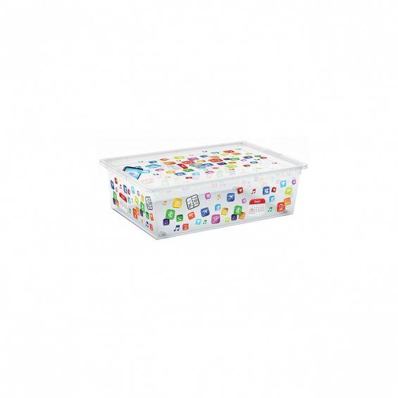 Cutie depozitare, 18 litri, C Box App M