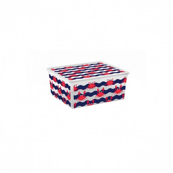 Cutie depozitare, 18 litri, C Box, Cute Animals M