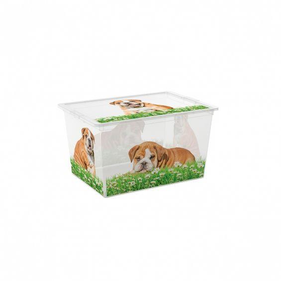 Cutie depozitare, 50 litri, C Box, Puppy&Kitten XL