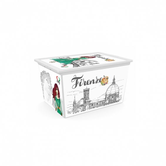 Cutie depozitare, 50 litri, C Box, Viva Italia XL