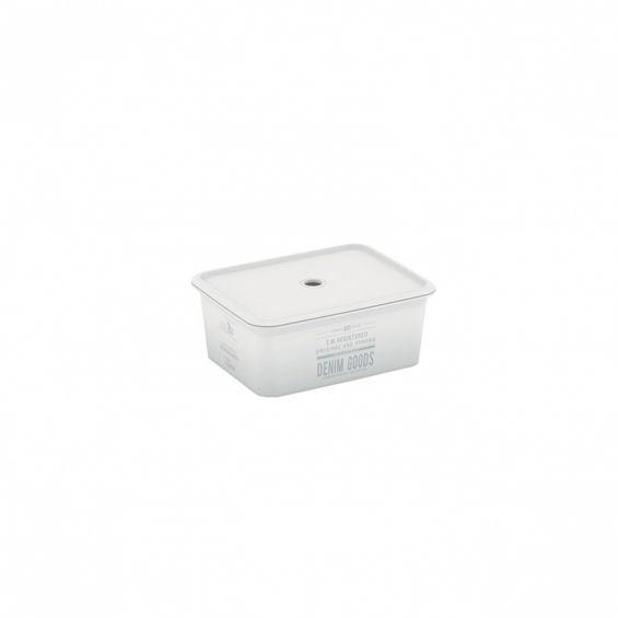 Cutie depozitare, 5,5 litri, Chic Box Plus, Denim M