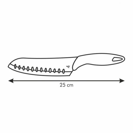 Cutit japonez, 15 cm, Presto
