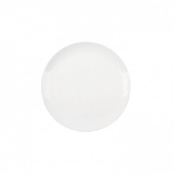Farfurie intinsa, 27 cm, Blanc