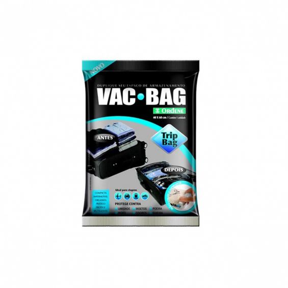 Sac vacuum, marimea S, 60x40 cm