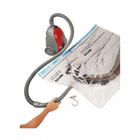 Sac vacuum pentru umerase, 120x70 cm