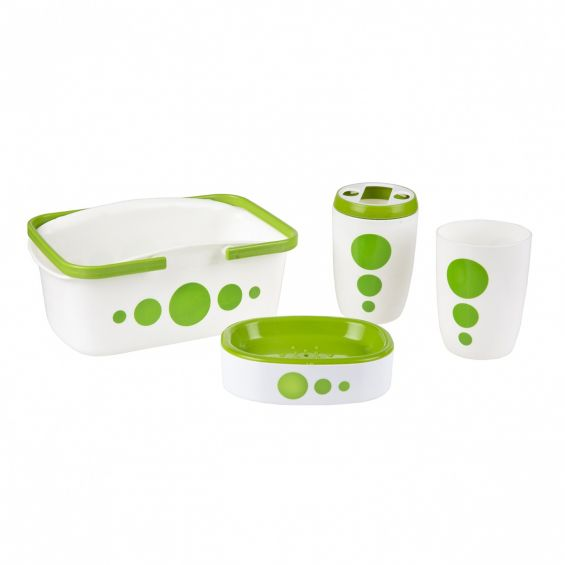Set baie, Dots