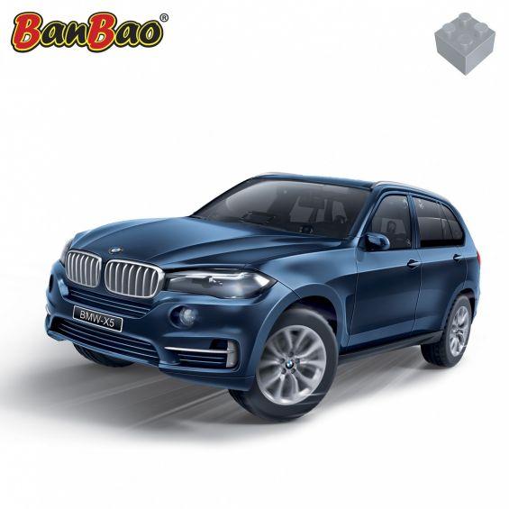 Set constructie BMW X5, Banbao