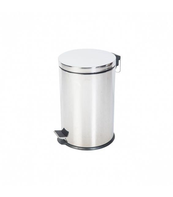 Cos gunoi, 20 litri, Promo Inox