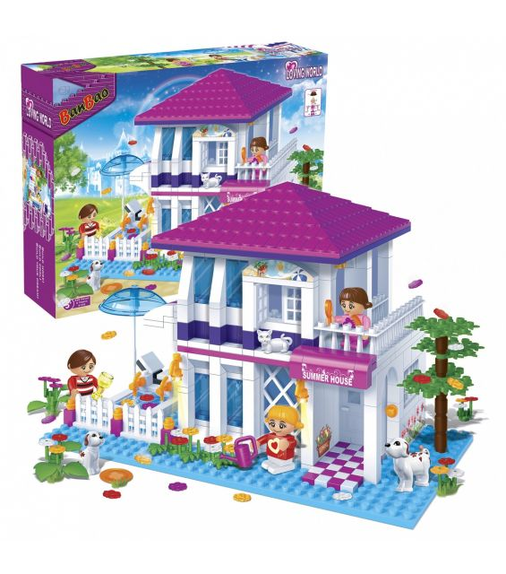 Set constructie Casa de vacanta, Banbao