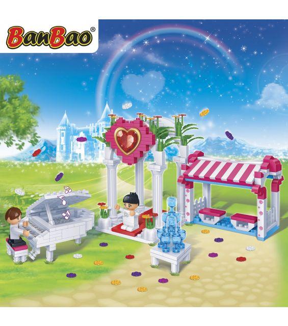 Set constructie Curte pentru ceremonii, Banbao