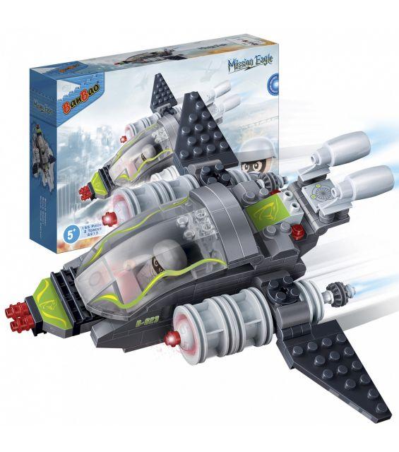 Set constructie Trupele speciale, aeronava de lupta, Banbao