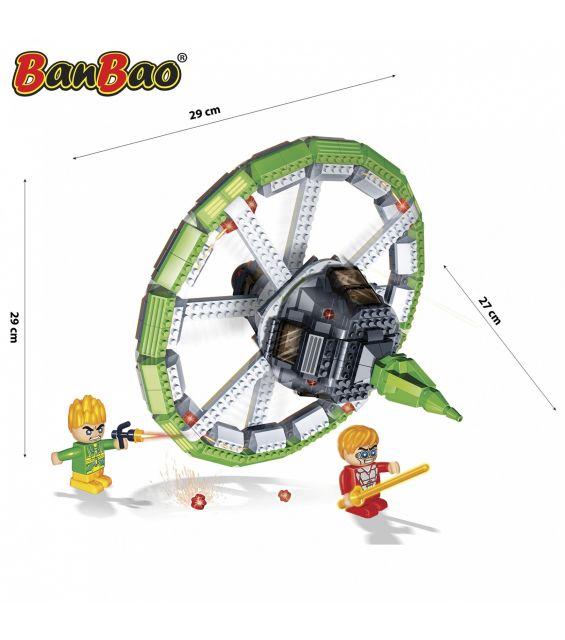 Set constructie Journey Atlantis, Banbao