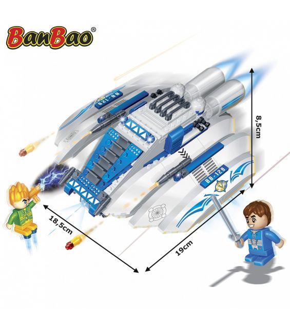 Set constructie Journey Apollo, Banbao