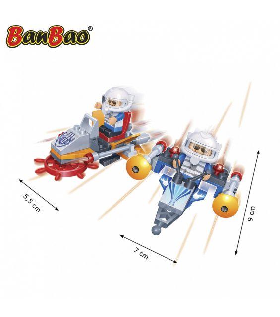 Set constructie Masini spatiale, Banbao