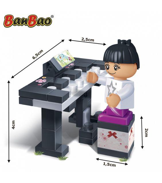 Set constructie Pianista, Banbao