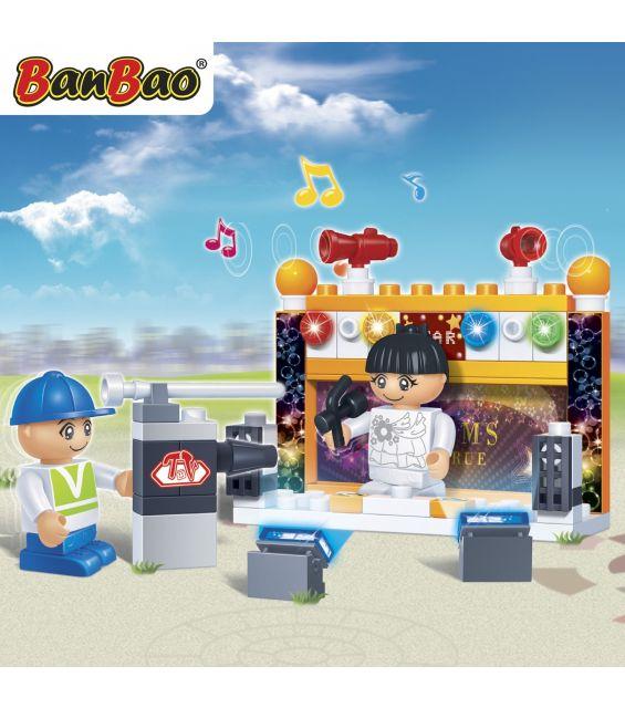 Set constructie Karaoke, Banbao