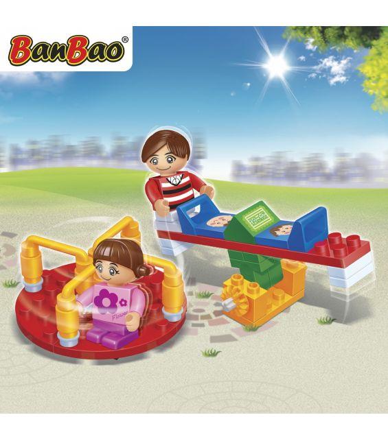 Set constructie Joaca in parc, Banbao