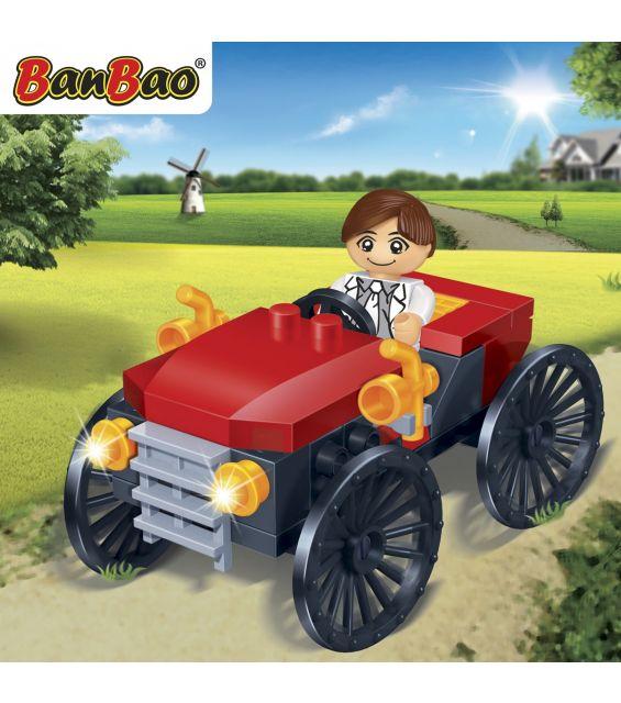Set constructie Decapotabila, Banbao