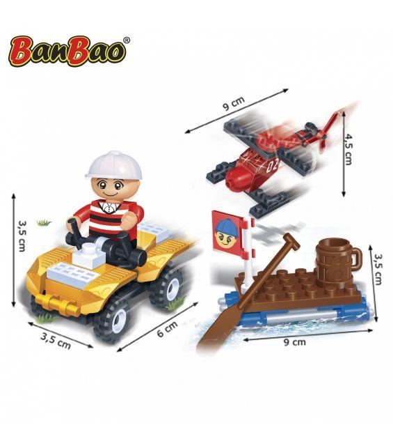 Set constructie Timp liber, Banbao