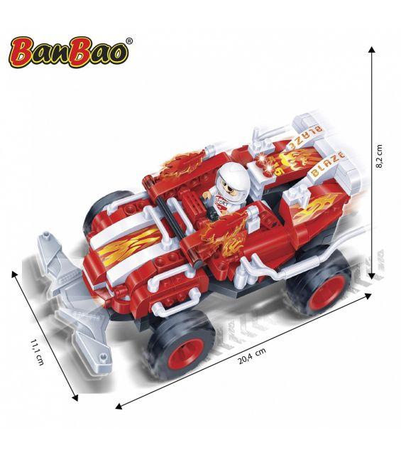 Set constructie F1 Racer, Banbao