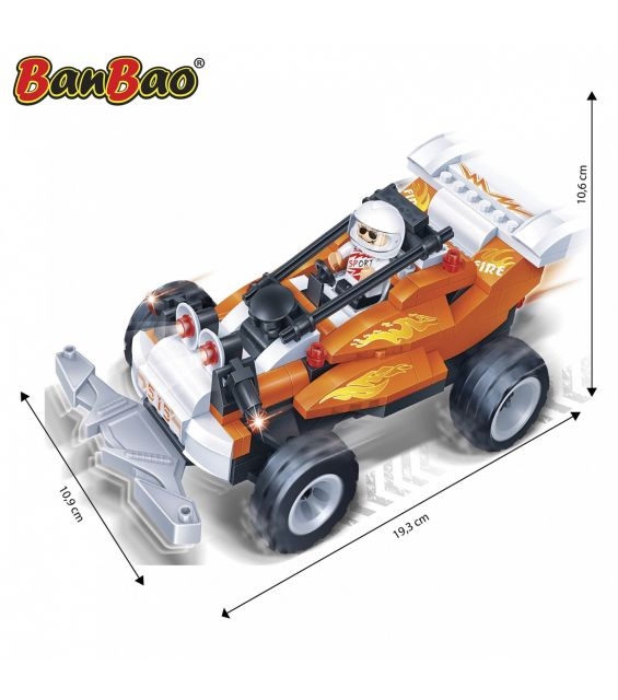 Set constructie Booster, Banbao