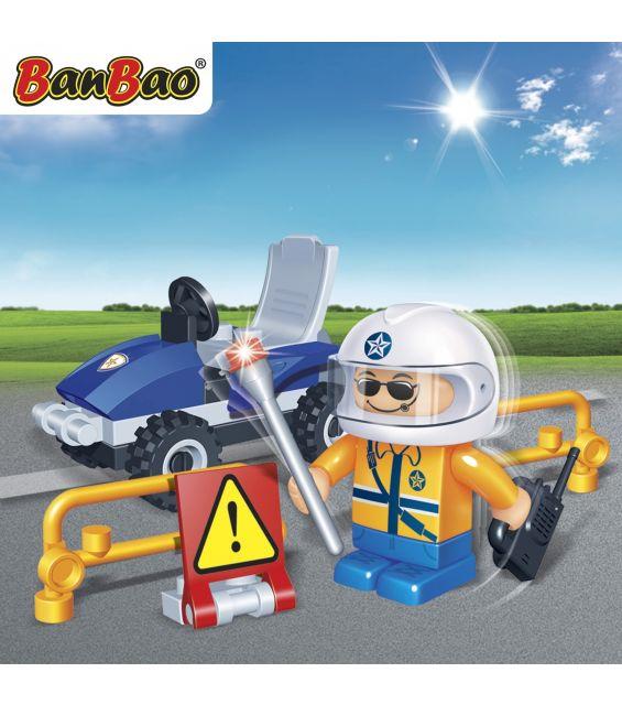 Set constructie Echipaj rutier, Banbao