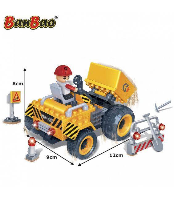 Set constructie Remorca mica, Banbao