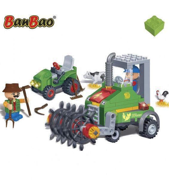 Set constructie Seceratoare, Banbao