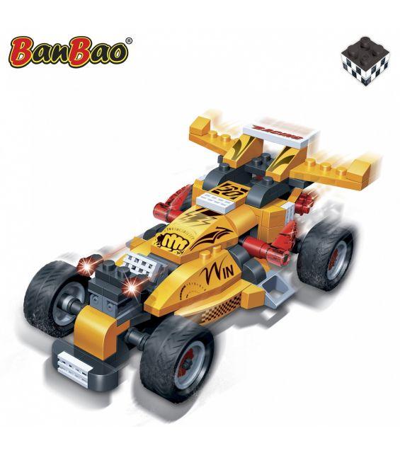 Set constructie Racer Invincibility, Banbao
