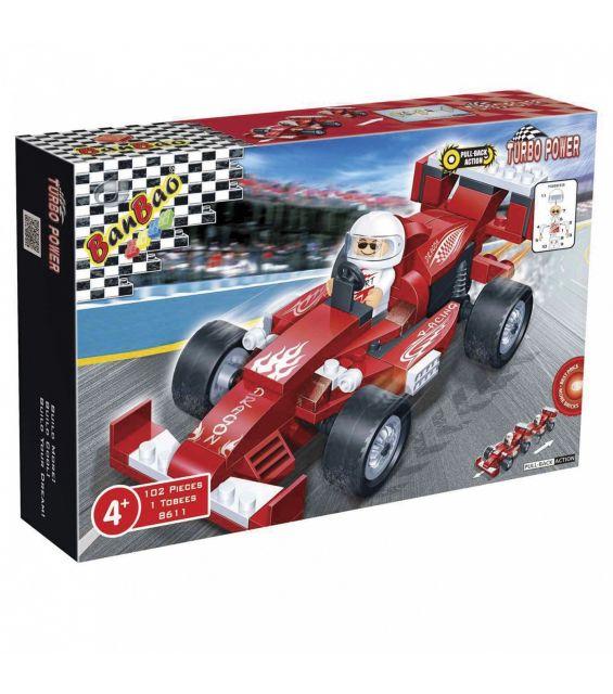 Set constructie Racer Dragon, Banbao