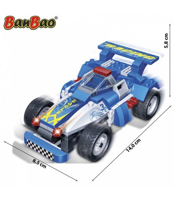 Set constructie Racer Eagle, Banbao