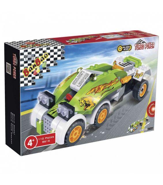 Set constructie Racer Leopard, Banbao
