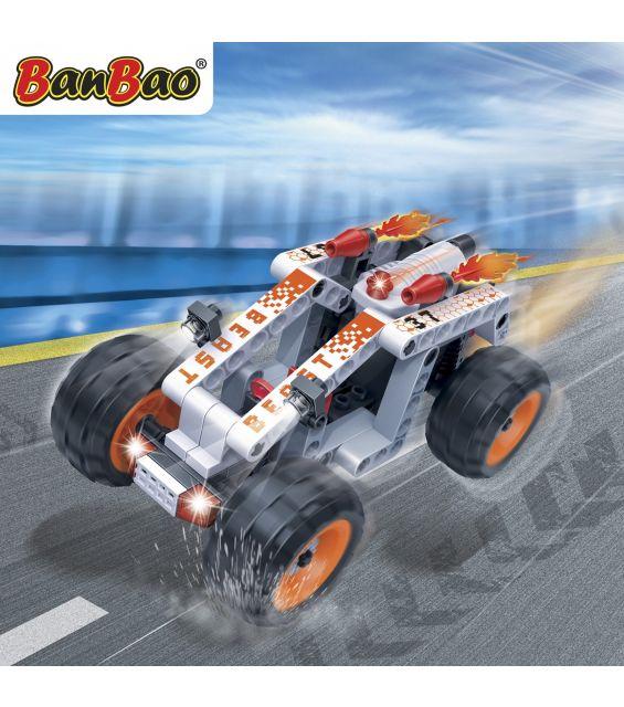 Set constructie Racer Beast, Banbao