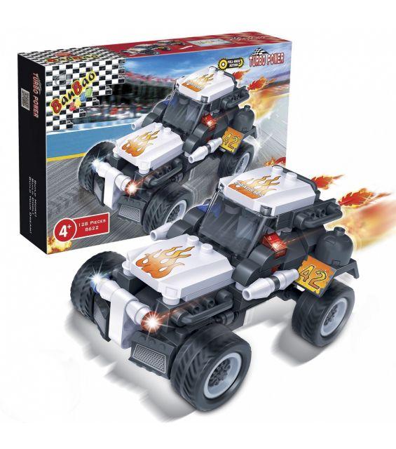 Set constructie Racer Dragster, Banbao