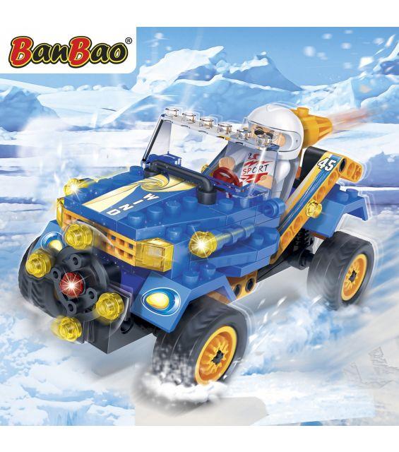 Set constructie Racer Wind, Banbao
