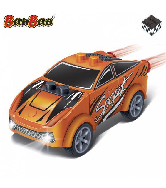 Set constructie Raceclub Mimik, Banbao