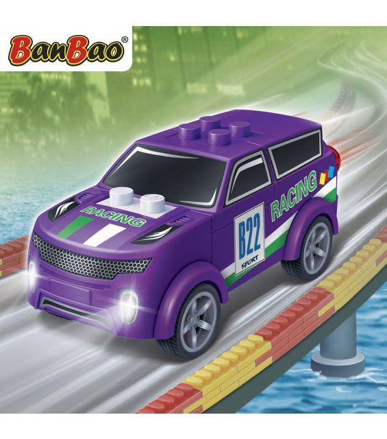 Set constructie Raceclub Deora, Banbao