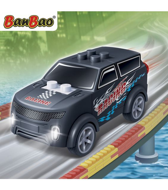 Set constructie Raceclub Thumper, Banbao